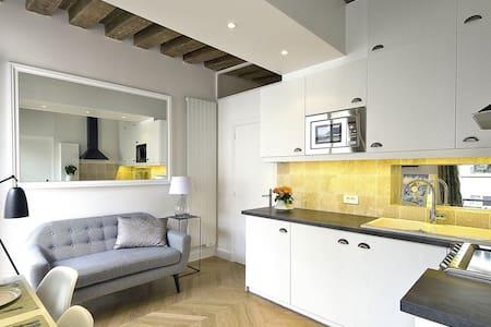 Gorgeous Marais One Bedroom - Paris