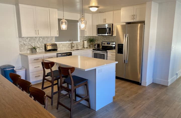 Modern comfort in the heart of Salt Lake Valley