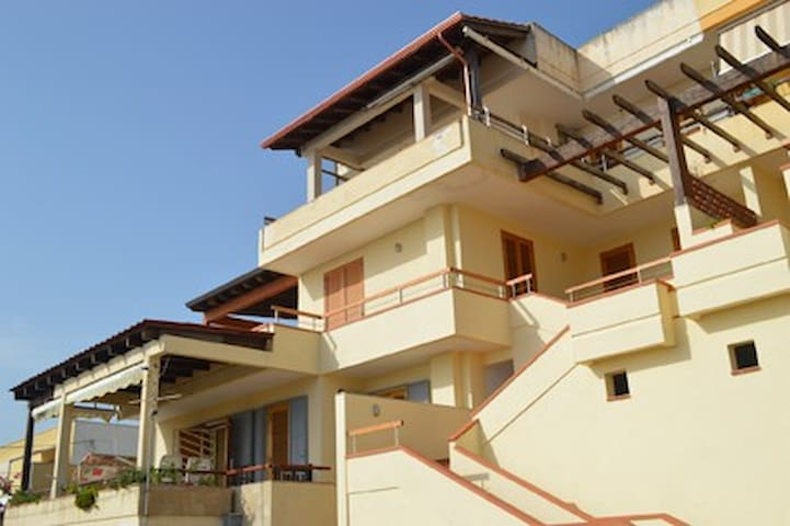 Comfortable apartment - Lido Conchiglie (Sannicola-LE) - Apartment