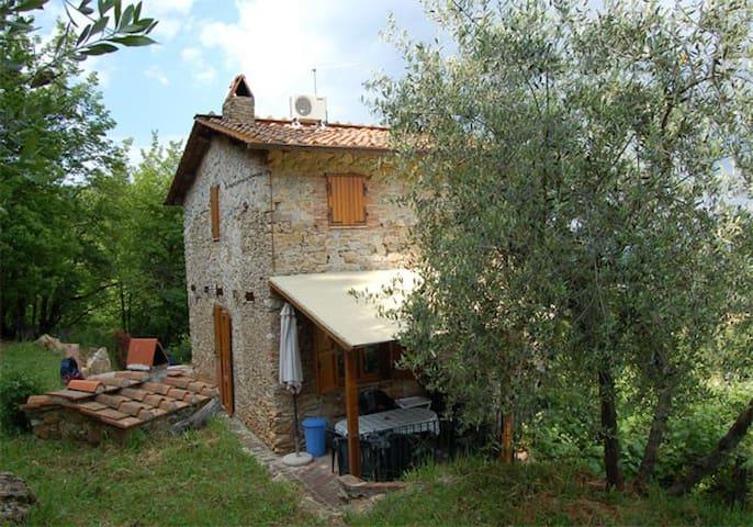Cottage TERRA ROSSA - San Cerbone - Talo