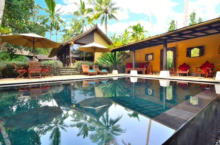 UNIQUE Private Villa near Ubud with Natural View