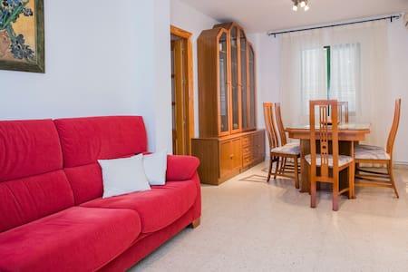 Confortable, lighting apartment - Canillas de Aceituno - Apartment