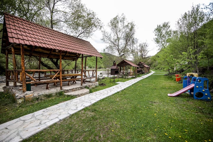 The best ECO place in Armenia-Belveder Eco Resort