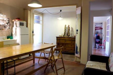 Spazioso appartamento a Pinerolo - Pinerolo - Lägenhet