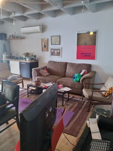 big LOFT western tel aviv - BEAUTIFUL APARTMENT!!!