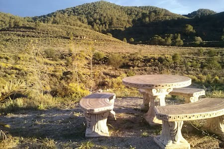 Eco Rural Cottage- Relax and Enjoy - Lorca