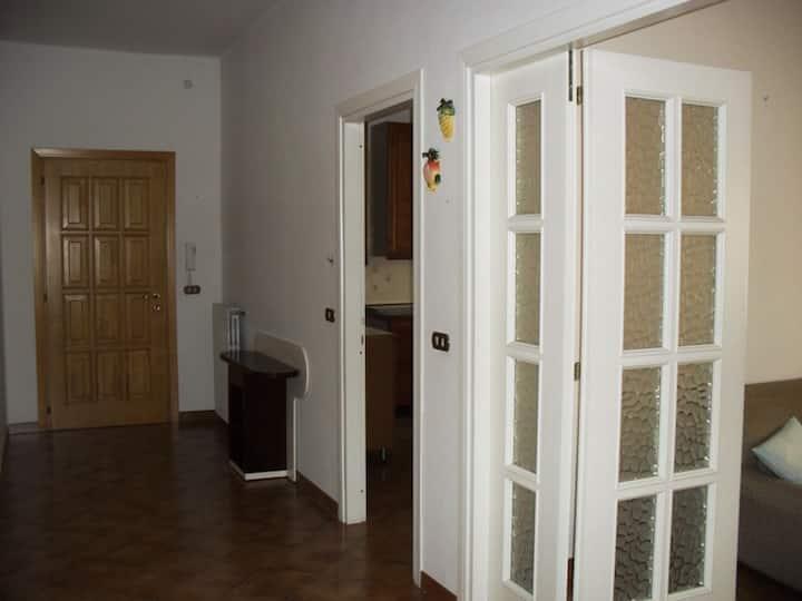 Accogliente e grande appartamento