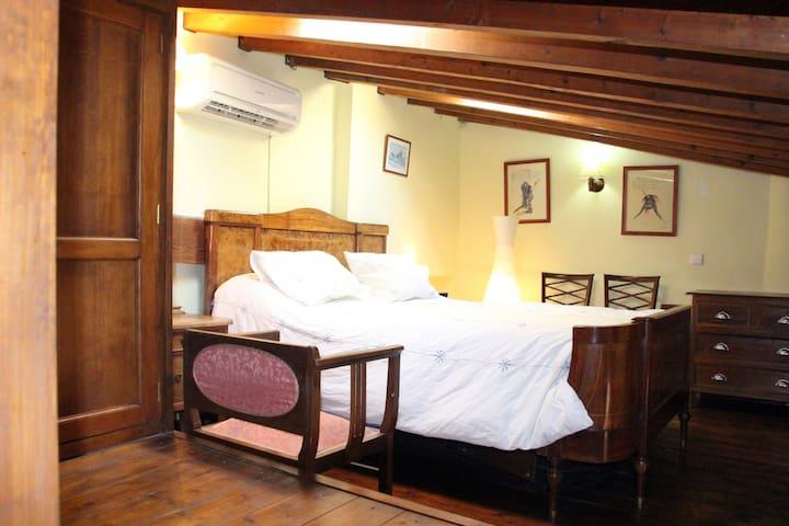 Dormitorio Principal planta superior