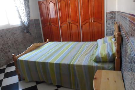 Appt de110m2 meublé neuf au 1er  - Saidia - Wohnung