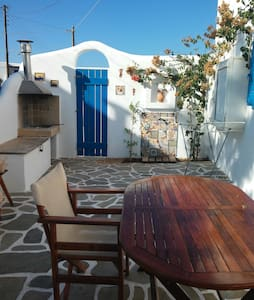 HOME BY THE SEA - Paros