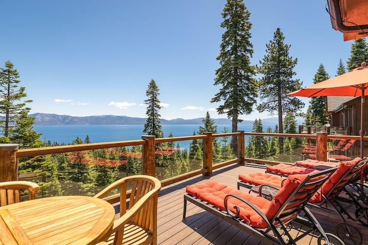 Lakeview Luxury Retreat