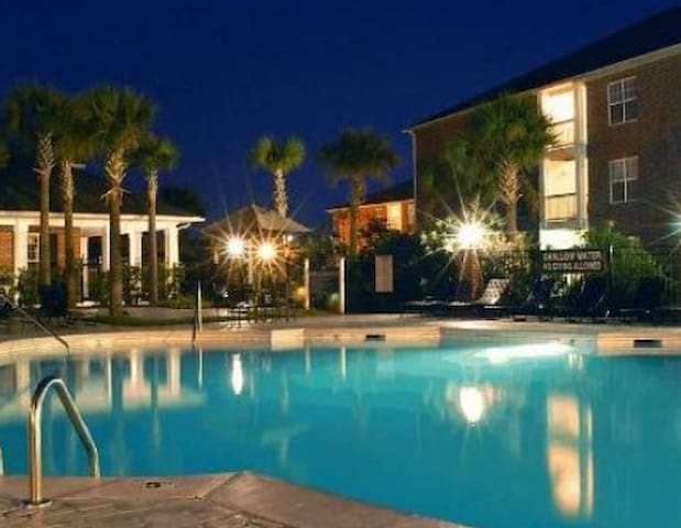 Close to the beach and downtown! Just 10 min. - Charleston - Apartment
