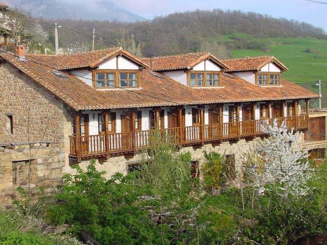 Apartamento en Picos de Europa 4 pa - Cahecho - Daire