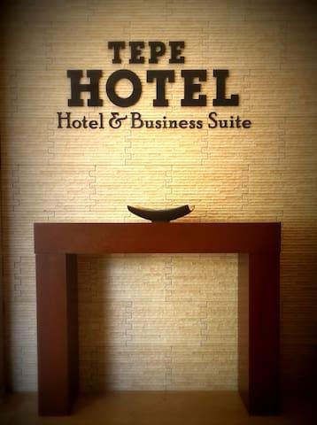 TEPE BUSINESS SUITS  - Antalya - Loft