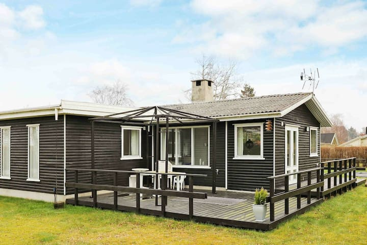Appealing Holiday Home in Storvorde with Terrace