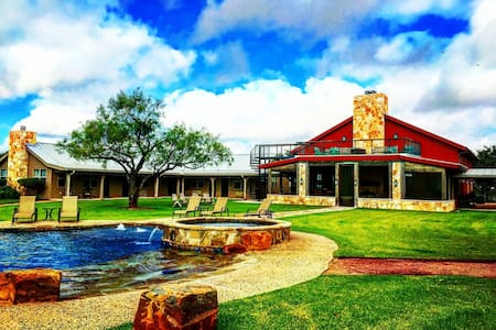 The Lodge at Keystone Ranch - Pearsall - Rumah