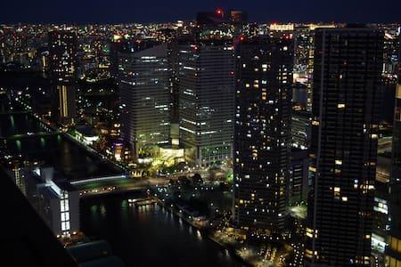New Open Sale!!超高層タワーマンション、海と空と~ - Chūō-ku - Квартира