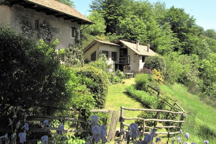 Beautiful Holiday Home in Madonna Del Sasso with Garden