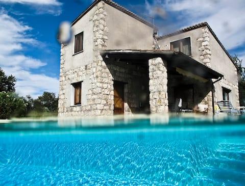Charming house in Sannio countyside
