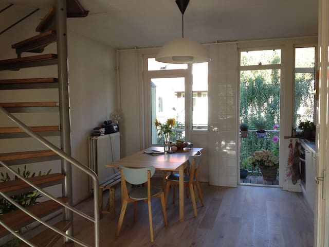 Lovely apartment in the Pijp (55m2) - Amsterdam - Daire
