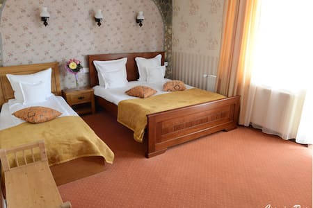 Pension Milexim Twin Room