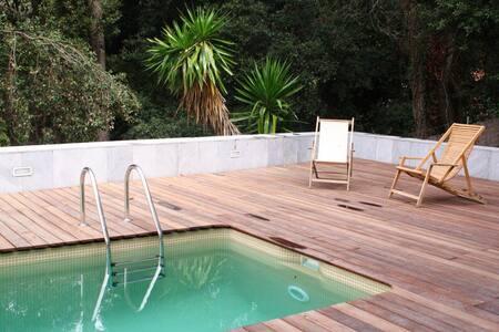 Barcelona-Parque Natural Collserola - House
