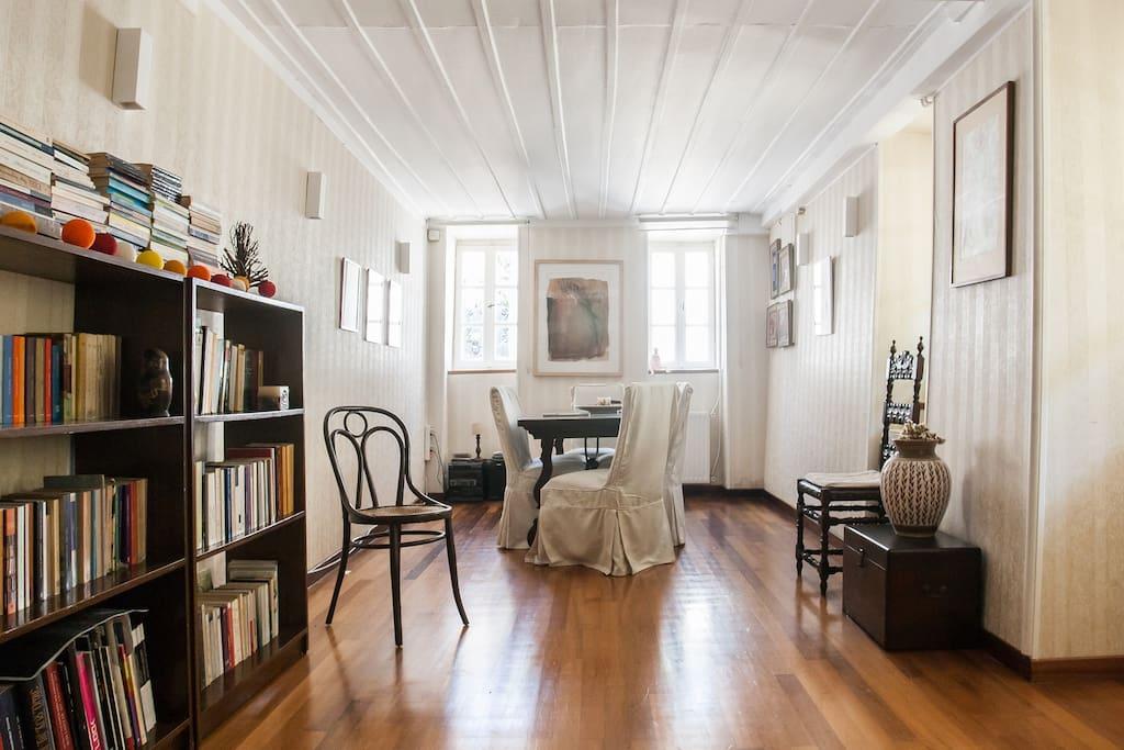 dining room-ground floor