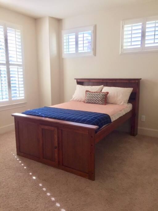 3rd Bedroom with en suite