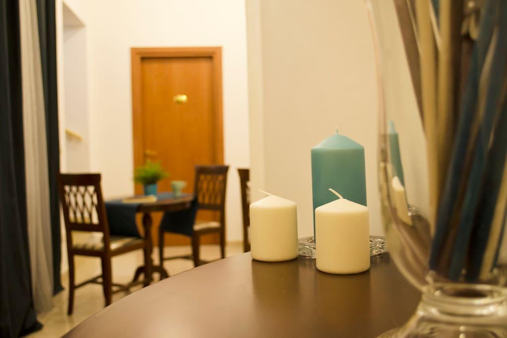 b b dimora cirillo stanza privata bagno privato bed breakfasts zur miete in neapel. Black Bedroom Furniture Sets. Home Design Ideas
