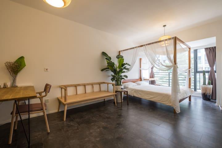 南亚热带风情公寓