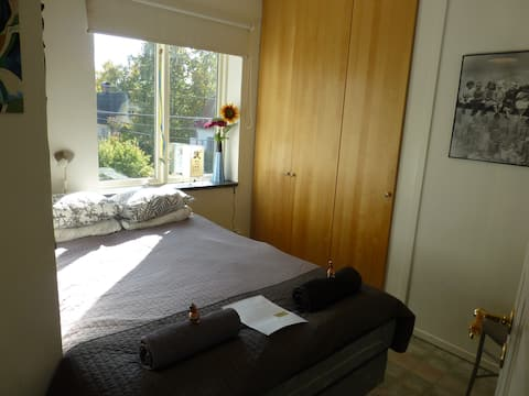 Nice room StockholmSouth, only 20min to StockholmC