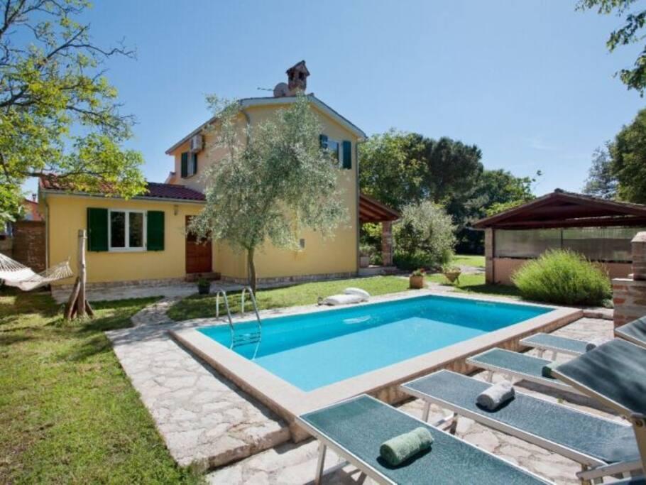 Villa Petra - Istria, Croatia