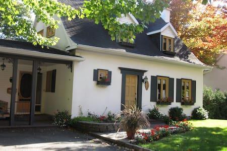 Chambre paisible dans une maison champêtre - Lévis