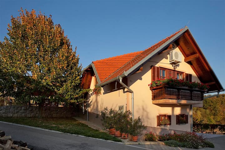 County house Jakljevič app2 - Grabrovec - Appartement