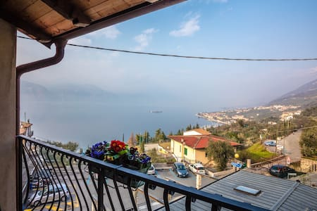 Beautiful apartment in Brenzone - Brenzone - Appartement