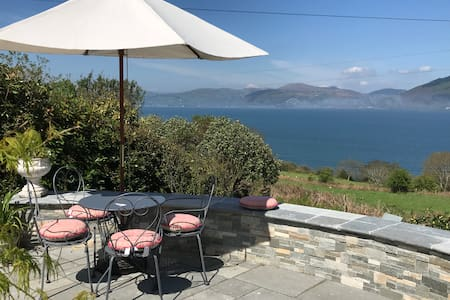 Carlingford Sea Cottage - views views views