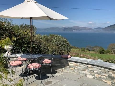 Carlingford Sea Cottage - views views views