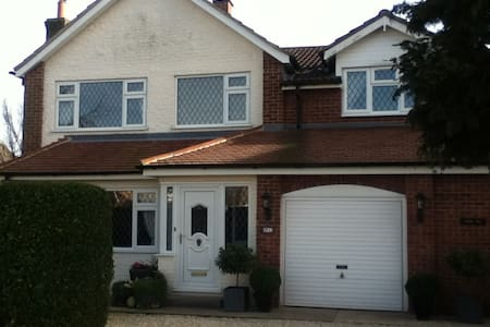 Detached House named Todd'all - Pocklington - Haus