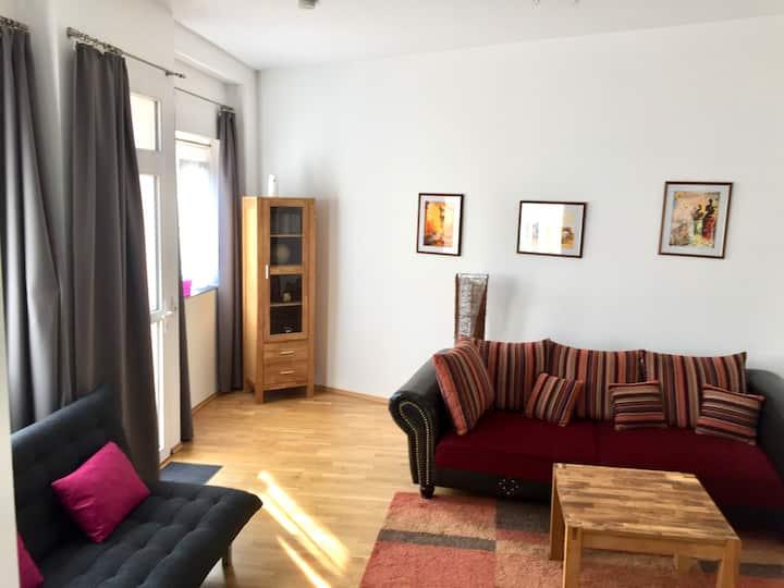 Downtown Apartment in Kaiserslautern