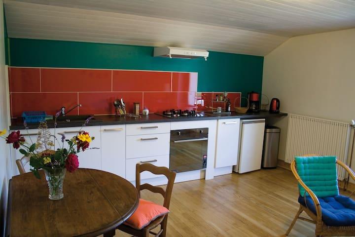 Appartement au calme en maison à 10 min de Limoges