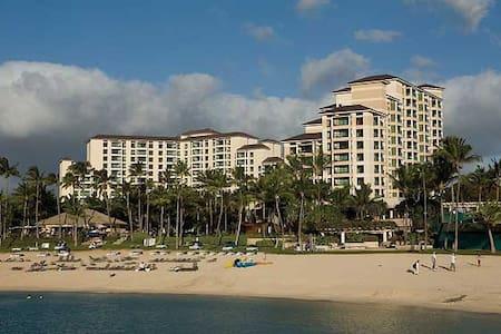 A Marriott's Ko Olina Beach Club Studio