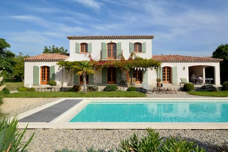 Luxury Provencal villa, 15m pool - Crillon-le-Brave