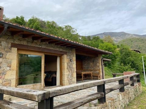 Casa Rural (2) La Huerta (Potes, Cantabria)