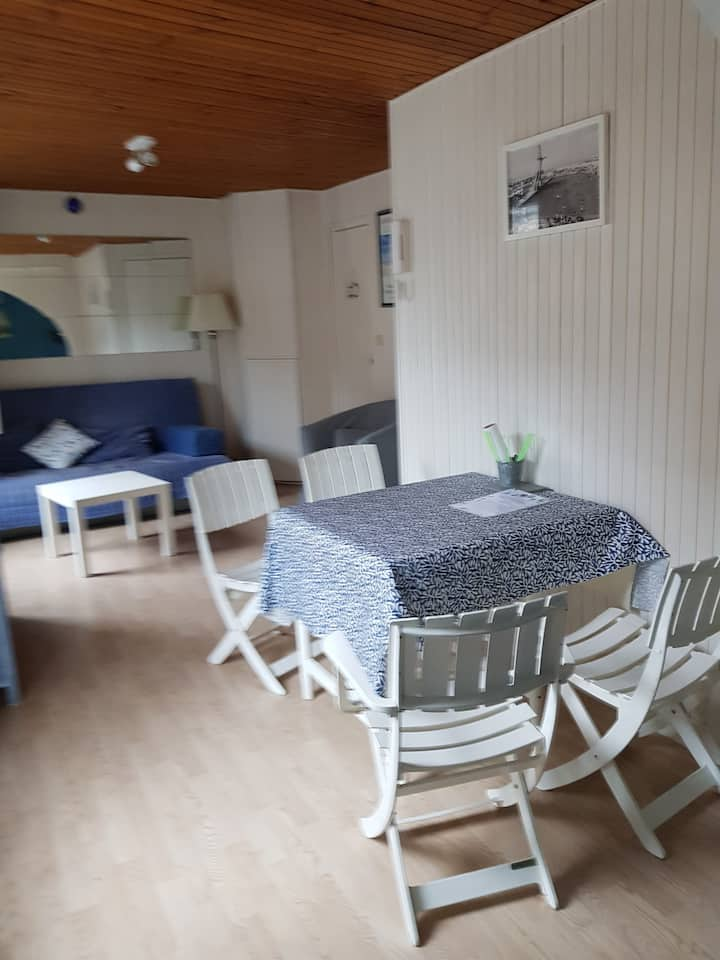 Notre cabane Iodée