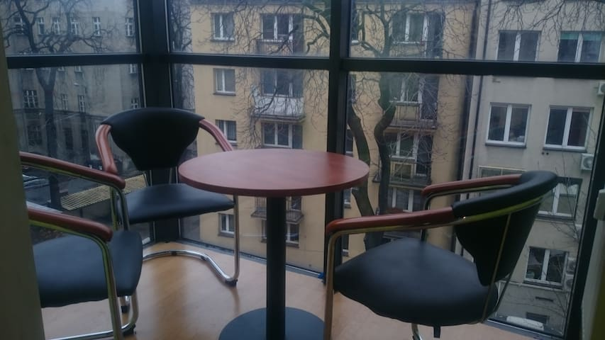 Safe apartment in the center - 303. - Katowice - Apartment