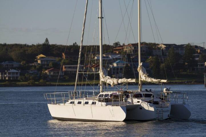 Yachtstays - Hardys Bay - Boat
