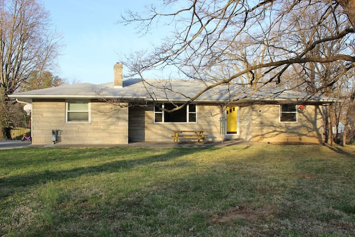 Spacious Kentucky Home! Great for Music Festivals!