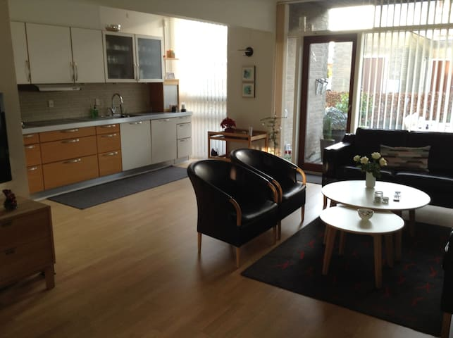 Modern Central Apartment in Herning - Herning - Daire