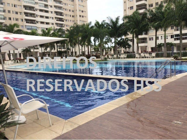 Apartment in Jardins do Recreio Condominium Club