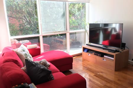 Apartment next to public transport - Glen Iris - Lejlighed